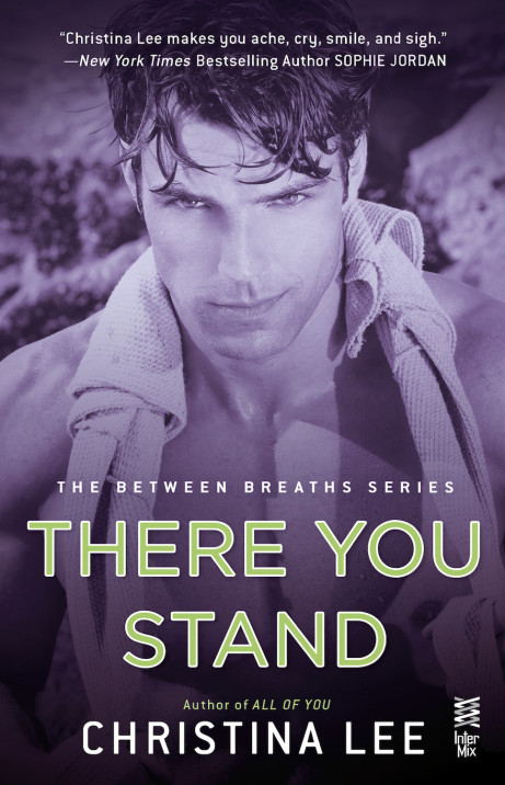 ThereYouStand