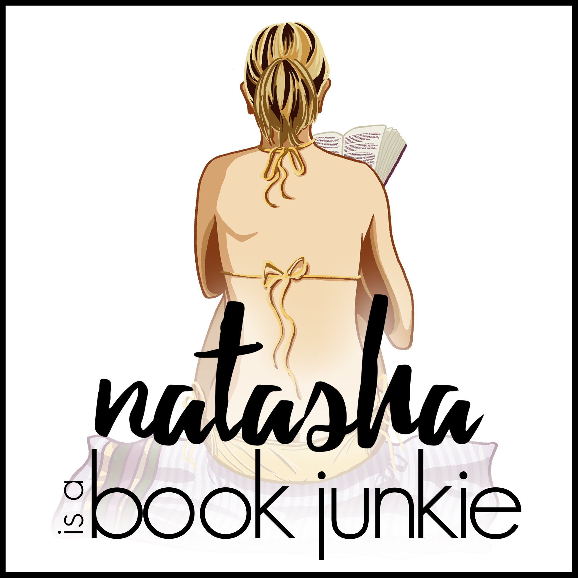 Natasha Is A Book Junkie