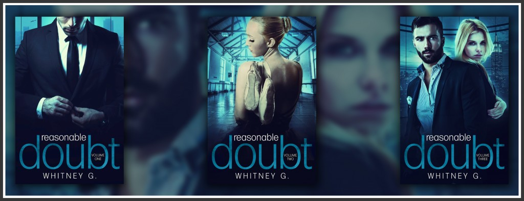 W G WILLIAMS_Reasonable Doubt_Series Banner